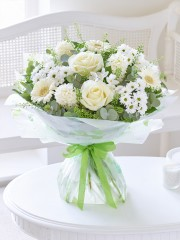 Scented Heavenly Beauty Hand-tied