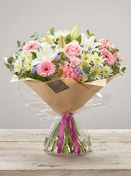Country Garden Hand-Tied